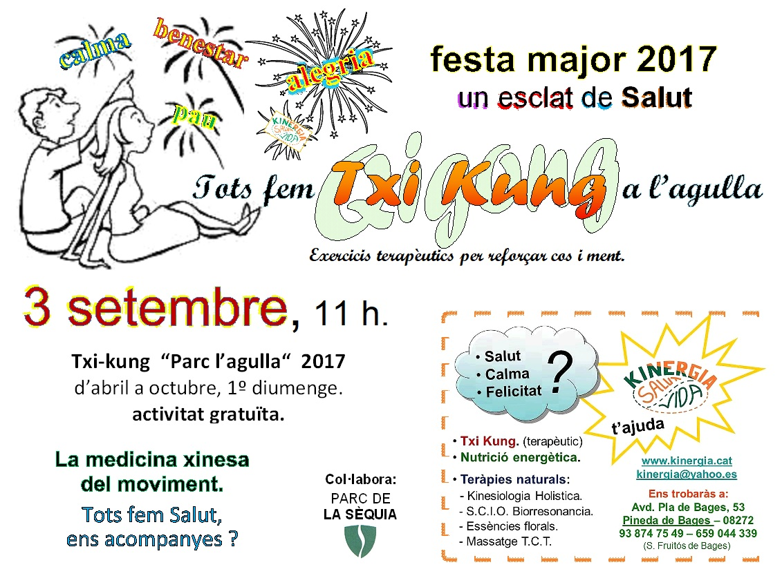 Tots Fem Txi-kung - Festa Major.